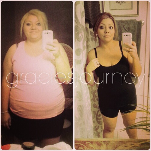 gracies journey weight loss